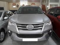 Bán Toyota Fortuner 2017, màu bạc, nhập khẩu