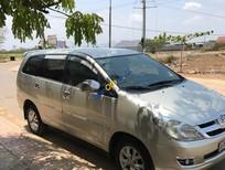 Bán Toyota Innova G 2006, màu bạc chính chủ