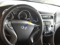 Bán ô tô Hyundai Sonata 2010, màu bạc, xe nhập xe gia đình
