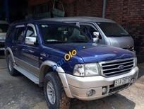 Cần bán gấp Ford Everest MT 2005 giá cạnh tranh