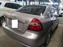 Bán Chevrolet Aveo MT năm 2013, màu bạc, giá bán 295tr, 69.000km, BH 1 năm, xe đẹp không lỗi