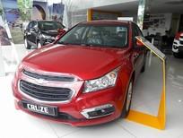 Cần bán Chevrolet Cruze 2018, hỗ trợ vay 90% khách tỉnh 85%, bao hồ sơ