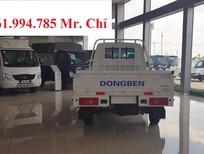 Xe tải Dongben 870 Kg thùng lửng, giá tốt 2018+ trả góp 90%