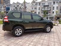 Bán ô tô Toyota Land Cruiser Prado 2.7 TXL 2014, màu xanh bộ đội, xe nhập