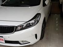 Bán Kia Cerato 1.6 AT 2016, màu trắng, 585tr