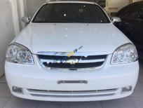 Cần bán gấp Chevrolet Lacetti 1.6 đời 2013, màu trắng, giá 305tr