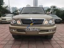 Bán ô tô Lexus LX 470 năm 2001, xe nhập còn mới