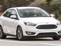 Cần bán xe Ford Focus Titanium 2018, màu trắng, giá cạnh tranh, LH: 0918889278