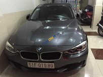 Cần bán xe BMW 3 Series 320i đời 2014, màu xám, xe nhập
