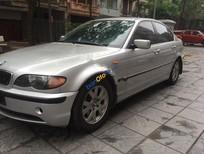 Chính chủ bán BMW 3 Series 318i đời 2004, màu bạc