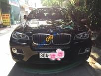 Bán BMW X6 3.0 năm sản xuất 2008, màu đen, nhập khẩu nguyên chiếc