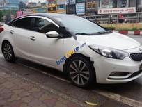 Cần bán xe Kia K3 2.0AT sản xuất 2015, màu trắng, giá 575tr