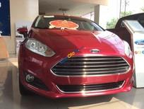Bán Ford Fiesta năm 2018 màu đỏ, giá tốt