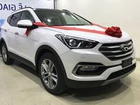 Hyundai Santafe 2018, hỗ trợ trả góp lên đến 80% nhiều quà tặng hấp dẫn, LH em Cường 0946569255 tại Hà Nội