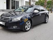 Cần bán xe Daewoo Lacetti CDX 1.6 AT sản xuất năm 2009, màu đen, xe nhập số tự động