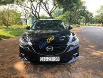 Bán xe Mazda 6 sản xuất năm 2016, màu đen, 800 triệu