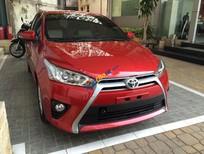 Cần bán Toyota Yaris G sản xuất 2016, màu đỏ, nhập khẩu, giá tốt 0971567220