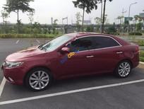 Bán Kia Forte năm sản xuất 2009, màu đỏ, xe nhập