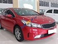 Cần bán xe Kia Cerato 1.6 MT đời 2016, màu đỏ, giá tốt