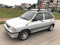 Cần bán lại xe Kia Pride CD5 sản xuất năm 2004, màu bạc còn mới, 155tr