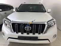 Cần bán gấp Toyota Land Cruiser Prado TXL 2015, màu trắng, nhập khẩu