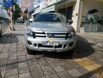 Bán Ford Ranger XLS MT 2013, màu bạc, nhập khẩu