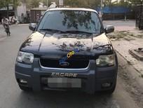 Cần bán Ford Escape đời 2004, màu đen chính chủ, giá chỉ 170 triệu