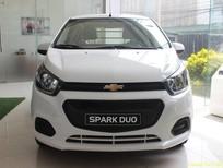 Chevrolet Spark Van 2 chỗ hỗ trợ vay 90%, giá tốt miền Nam, LH 0912844768