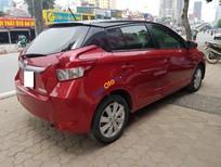 Bán Toyota Yaris 1.3E năm sản xuất 2014, màu đỏ, nhập khẩu