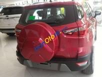 Bán xe Ford EcoSport AT năm 2018, màu đỏ