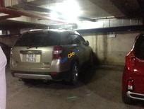 Bán ô tô Chevrolet Captiva màu vàng