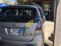 Bán xe Toyota Innova năm sản xuất 2008, màu bạc