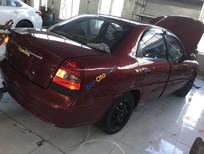 Bán xe Daewoo Nubira II 1.6 sản xuất 2003, màu đỏ, xe nhập