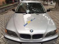 Cần bán BMW 3 Series 318i AT sản xuất 2004, màu bạc chính chủ giá cạnh tranh