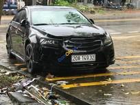 Bán Daewoo Lacetti CDX 1.6 AT đời 2009, màu đen, xe nhập