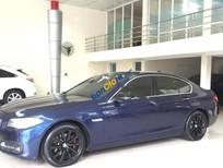 Bán BMW 5 Series đời 2016, màu xanh lam, xe nhập