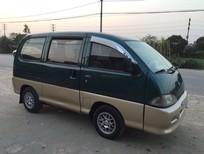 Xe 7 chỗ Daihatsu Citivan 2004, màu xanh, giá cạnh tranh