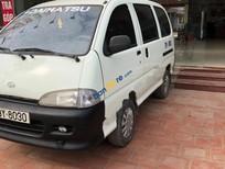 Cần bán lại xe Daihatsu Citivan 1.6 MT 2004, màu trắng