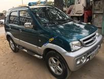 Cần bán xe Daihatsu Terios MT đời 2004, màu xanh lam, giá chỉ 195 triệu