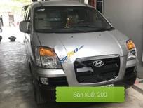 Bán xe Hyundai Starex sản xuất năm 2005, màu bạc, nhập khẩu, 225tr