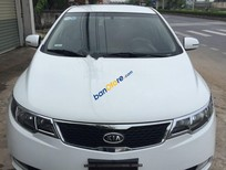 Cần bán lại xe Kia Forte EX 1.6 MT năm 2011, màu trắng như mới, giá tốt