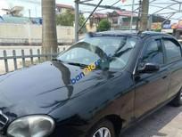 Bán xe Daewoo Lanos SX sản xuất năm 2000, màu đen
