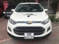 Bán xe Ford EcoSport AT đời 2015, màu trắng, 555tr