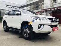 Bán xe Toyota Fortuner 4X2 AT đời 2017, màu trắng số tự động