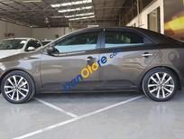 Bán Kia Forte S 1.6AT 2013, màu xám giá cạnh tranh