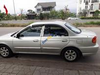 Cần bán lại xe Kia Spectra sản xuất 2003, màu bạc chính chủ, 105tr