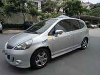 Gia đình bán Honda Jazz sản xuất năm 2007, màu bạc, nhập khẩu