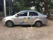 Chính chủ bán xe Daewoo Gentra năm 2010, màu bạc