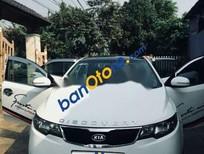 Gia đình cần bán lại xe Kia Forte đời 2012, màu trắng