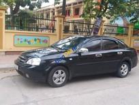 Cần bán xe Daewoo Lacetti 2010, màu đen. Gía 215tr